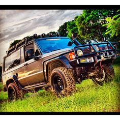 Adventure Offroad with Isuzu Trooper 90---Will always have a soft spot for the Isuzu Trooper...