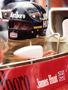 James Hunt. Can't wait for RUSH