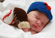 Hey, I found this really awesome Etsy listing at http://www.etsy.com/listing/122387001/baseball-newborn-photo-prop-set-with
