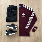 urban mens fashion which is gorgeous. Stylish Mens Outfits, Dope Outfits, Swag Outfits, Sport Outfits, Casual Outfits, Men Casual, Fashion Outfits, Stylish Clothes, Fashion Shoes