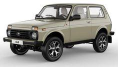 Gaaf! De Lada 4X4 40th Anniversary - Autoblog.nl