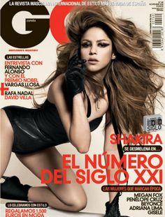 GQ Magazine (Spain), 2009
