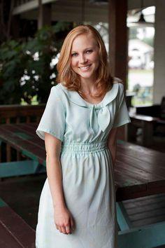 Brynna Dress Sewing Pattern by SewLiberatedPatterns on Etsy, $14.95
