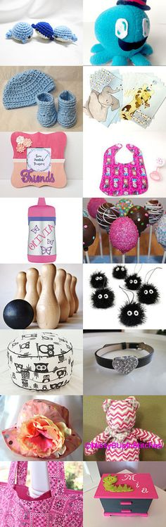 Awesome Gifts For Awesome Kids by Cindy Humphrey on Etsy--Pinned+with+TreasuryPin.com