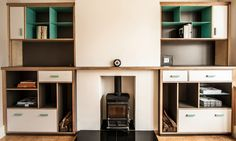 West Bridgford Joinery handcraft beautiful bespoke furniture for commercial and residential customers throughout the UK. Plywood Table, Plywood Shelves, Plywood Kitchen, Metal Shelves, Open Shelving, Bookcase With Drawers, Bookcase Desk, Cupboard Shelves, Bookshelves