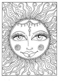 18 Absurdly Whimsical Adult Coloring Pages Page 18 of 20 Adult