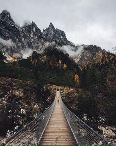 Bridge to somewhere.