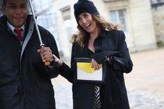 Mlle Agnès http://www.vogue.fr/defiles/street-looks/diaporama/fashion-week-de-paris-fw2014-street-looks-a-la-fashion-week-automne-hiver-2014-2015-jour-3/17765/image/971166#!mlle-agnes
