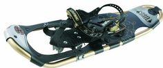 Tubbs Women's Xpedition Snowshoe (Black/Gold, 25-Inch) by Tubbs. $175.96. For the technical snowshoer who wants to hit the backcountry in comfort and style, there's the Xpedition.   With comfort features like the Fit-Step frame and the R2 Revolution Response pivot system, and technical features like the ReAct binding and the ActiveLift 19° heel lift, the Xpedition fuses performance and comfort for a great all-mountain snowshoe.