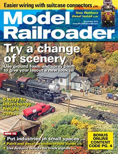 Model Railroader - http://www.darrenblogs.com/2016/11/model-railroader/