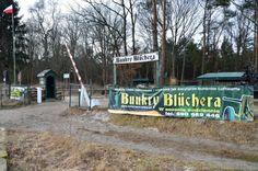 Bunkry Blüchera w Ustce. Nowe odkrycie :)