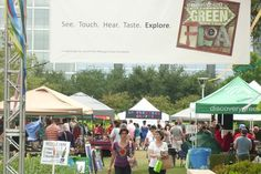 Discovery Green Flea Third Saturday of each month, 11-5