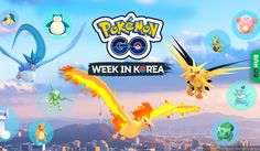 Niantic has announced the Pokémon GO Week, the first official Korean Pokémon GO event, lasting for an entire week from November 4 to November 12. Pokémon GO Week is a part of the wider Pokémon Festa event in Korea, which includes pop-up shops, stamp rallies for the new movie etc. The event is nationwidewith a …
