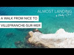 The walk from Nice to Villefranche-Sur-Mer is absolutely beautiful, walking along the clear blue ocean and relaxing in Villefranche-Sur-Mer at the end...