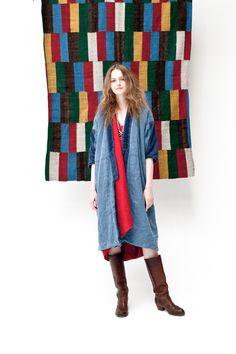 this coat/quilt