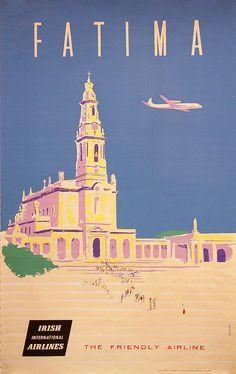 Aer Lingus ~ Fatima ~ Portugal _______________________________ Imágenes Ibéricos