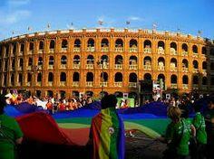 Oops, something lost Valencia, Pride, Mani