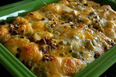 Bubble Up Breakfast Bake | Mrs. Schwartz's Kitchen