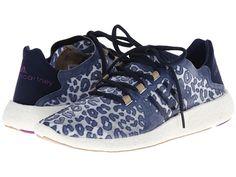 adidas by Stella McCartney Pure Boost Dark Violet/Pop Purple/Ginger - Zappos.com Free Shipping BOTH Ways