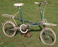 1965 Moulton Standard M1 Three-Speed