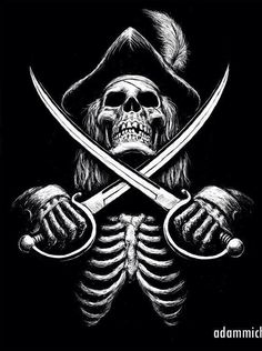 Jolly Rogers?