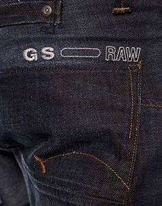 G-Star Denim / Raw Denim