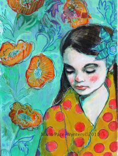 Artodyssey: Maria Pace-Wynters