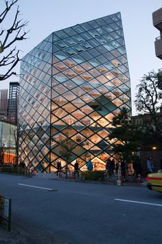 Prada, Herzog & deMeuron, Tokyo, Japan one of my favourite and i have been there
