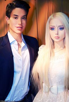 Real Life Barbie Meets Real Life Ken For the First Time. You Wont Believe What Happens Next.