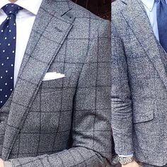 Suit Patterns get a twist, A Yarn Twist!