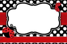 t_merge.php (300×199) Ramadan Mubarak Wallpapers, Red Classroom, Ladybug Invitations, Printable Frames, Ladybug Party, 22nd Birthday, Ladybugs, Minnie, San Antonio
