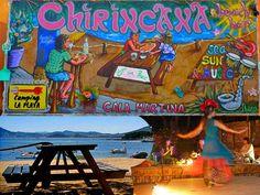 Chirincana Bar Restaurante Música en vivo Cala Martina Es Canar Ibiza Poc a Poc