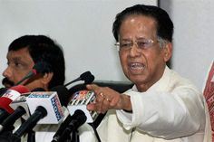 CM Tarun Gogoi vows for stringent driving licence norms