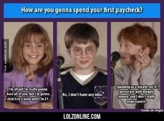 Weasley Is Our King#funny #lol #lolzonline