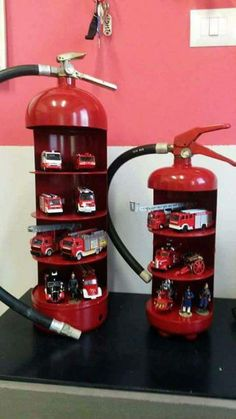 Fire Prevention, Jerry Can, Fire Extinguisher, Diy Furniture, Barrel, Projects To Try, Canning, Garage, Decor