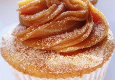 Cupcake de Churros