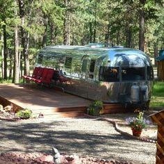 airstream patio - Gotta have one of these