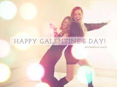 Obrigada, gloriosa Leslie Knope ( Amy Poehler ), por inventar essa data maravilhosa! #galentinesday  E viva (forever) a amizade feminina   #feminism #girlpower #friendship #friends #bff