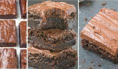 Fitness zdravý čokoládový koláč - Receptik.sk