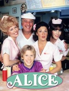 I loved this show as a kid.  Flo was my fav character.