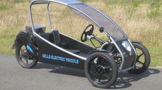 EV trike plans £20 by Stuart Mills