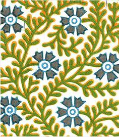 White 4 | Fabrics | Muriel Brandolini