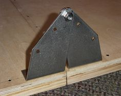 Roof Top Tent MOAB Made in USA Hinges