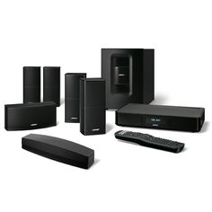 Amazon.com: Bose SoundTouch 520 Home Theater System: Electronics