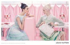 Louis Vuitton Spring/Summer 2012 Campaign