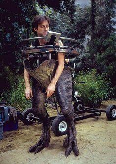 Behind the scene: Jurassic Park