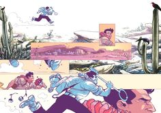 Tale of Sand -Ramon Perez