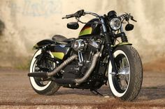 Harley-Davidson Sportster Forty-Eight | Thunderbike 48 Lime
