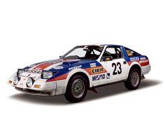 Fairlady Z 300ZX (1983 : HZ31) Sport Car / Competition