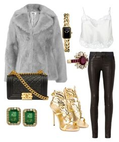 Designer Clothes, Shoes & Bags for Women Effy Jewelry, Giuseppe Zanotti, Givenchy, Chanel, Polyvore, Stuff To Buy, Shopping, Collection, Design